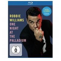 Robbie Williams: One Night At The Palladium [Blu-Ray]