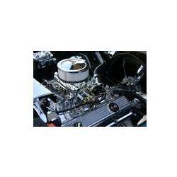 Foto naklejka samoprzylepna 100 x 100 cm - Silnik spalinowy