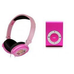 SŁUCHAWKI NAUSZNE DLA DZIECI DISNEY KSIĘŻNICZKI + MP3