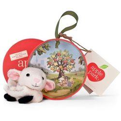 Apple Park Grzechotka Na Rękę Owieczka