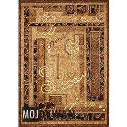 Dywan Granit Mix brązowy 200x300 prostokąt