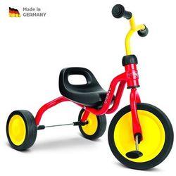 Rowerek trójkołowy PUKY FITCH czerwona 2503