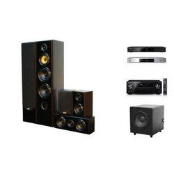 PIONEER VSX-531 + BDP-180 + TAGA TAV-606 v3 + TSW-90 - Kino domowe - Autoryzowany sprzedawca