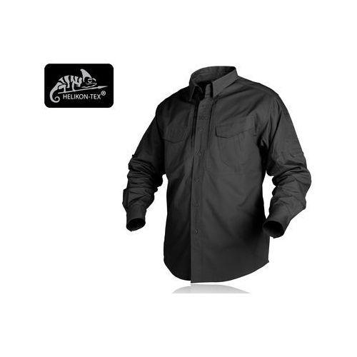 Taktyczna koszula mundurowa Helikon Defender czarna