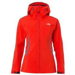 The North Face POINT FIVE Kurtka hardshell fiery red
