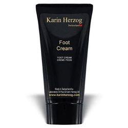 Karin Herzog - Foot Cream - Krem do stóp antyseptyczny - 50 ml - DOSTAWA GRATIS! Kupując ten produkt otrzymujesz darmową dostawę !