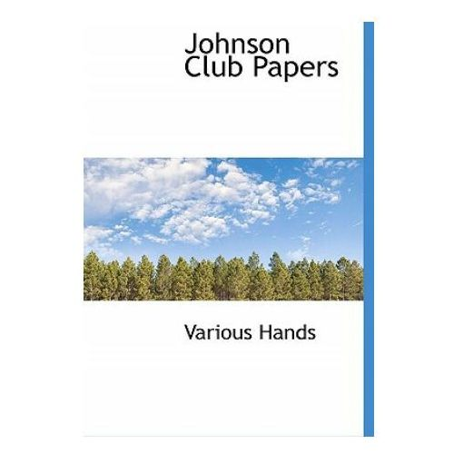 Johnson Club Papers