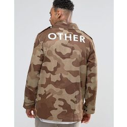 Other UK Camo M-65 Jacket - Brown
