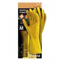 Rękawice Ochronne Gumowe Flokowane RFROSE (S)