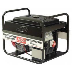 Agregat prądotwórczy Fogo FH 8000, Model - FH 8000 T