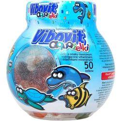 Vibovit aquażelki x 50 żelków