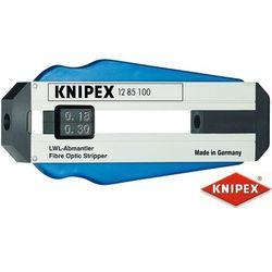 KNIPEX Narzędzie do ściągania izolacji ze światłowodów (12 85 100 SB)