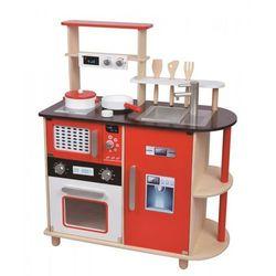 Drewniana kuchnia nowoczesna