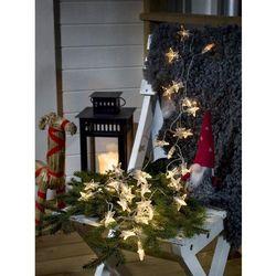 Lampki choinkowe Konstsmide 3760-103, Wewnętrzne, LED, Ciepły biały