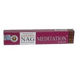 Kadzidełka Nag Meditation Pyłkowe 15g