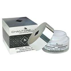 Chantarelle - Special Aesthetics Microdermabrasion 20% Strong Peeling Cream Anti Wrinkle - Krem mikrodermabrazja 20% intensywny peeling z 20% zawartoś