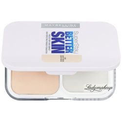 MAYBELLINE - SuperStay BETTER SKIN - Powder Foundation - Podkład w pudrze - 010 - IVORY