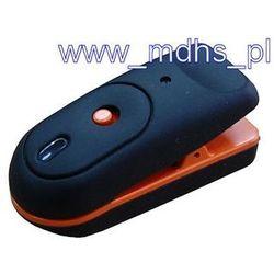 Mini kamera dyktafon podsłuch ukryty w imitacji zestawu słuchawkowego