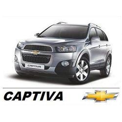 Chevrolet Captiva - Światła do jazdy dziennej LED DRL W21/5W - Zestaw 2 żarówki