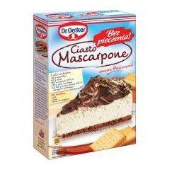 Ciasto Mascarpone bez pieczenia Dr. Oetker 244g