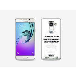 Fantastic Case - Samsung Galaxy A7 (2016) - etui na telefon - wódka
