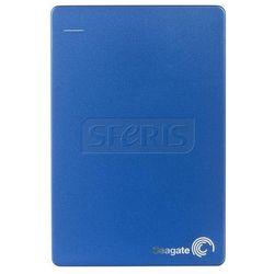 Dysk zewnętrzny Seagate Backup Plus; 2,5'', 1TB, USB 3.0, niebieski