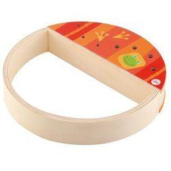 Sevi, Zabawka drewniana,Kolorowy tamburyn z dźwiękiem Darmowa dostawa do sklepów SMYK