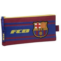 FC Barcelona, piórnik płaski Darmowa dostawa do sklepów SMYK