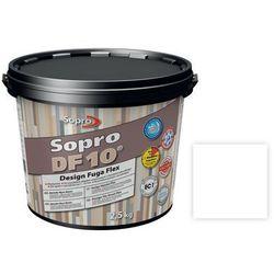 Fuga Szeroka Sopro Flex Df10 Design 10 Biała 2 5 Kg
