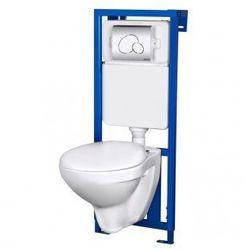 NOVOTERM SUMMER Zestaw podtynkowy do WC
