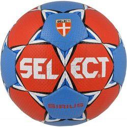 Piłka ręczna SELECT Sirius niebiesko-czerwona