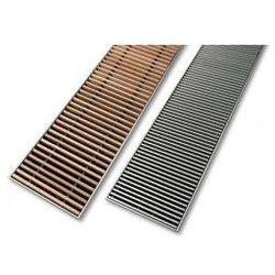 Kratka zwijana Vasco (KZ) szerokość 16 cm, długość 160 cm - aluminium KZ-160/16/ANA