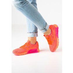 Nike Sportswear AIR MAX 90 ULTRA BR Tenisówki i Trampki total crimson/pink blast