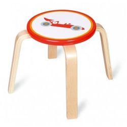 Stołek drewniany dla Dzieci