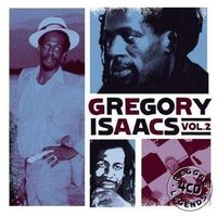 Isaacs, Gregory - Reggae Legends Vol.2