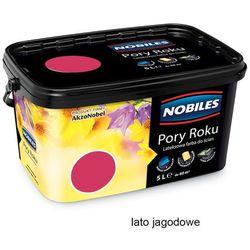 Farba Pory Roku Nobiles Lato Jagodowe 5L