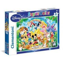Clementoni 60 ELEMENTÓW Disney Family