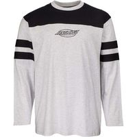 koszulka SANTA CRUZ - Oval Dot Jersey Athletic Heather Black (ATHLETIC HEATHER -BL) rozmiar: M