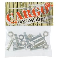 śrubki Cargo Hardware - White Set