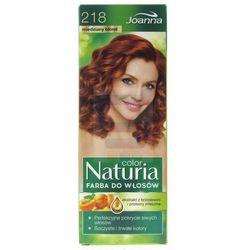 Joanna Naturia Color Farba do włosów Miedziany Blond nr 218