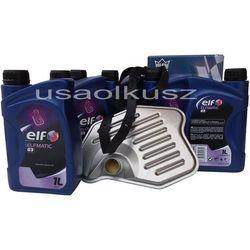 Filtr oleju oraz mineralny olej ATF III automatycznej skrzyni biegów Ford Thunderbird