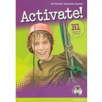 Activate! B1 Workbook with key z płytą CD (opr. miękka)