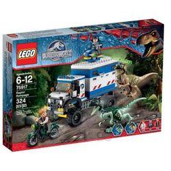 LEGO Jurassic World Szaleństwo Raptora 75917