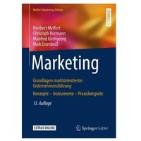 Marketing Meffert, Heribert