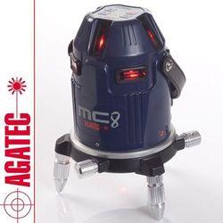 AGATEC MC8 Laser liniowo-krzyżowy 360°