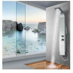 8725 Panel prysznicowy z kaskadą, satyna