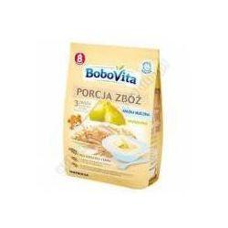 BoboVita Porcja Zbóż Kaszka mleczna gruszkowa 3 zboża