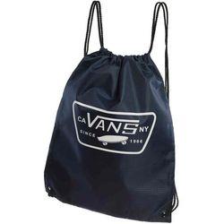 Vans plecak-worek League Bench Bag Dress Blues - Gwarancja terminu lub 50 zł! - Bezpłatny odbiór osobisty: Wrocław, Warszawa, Katowice, Kraków