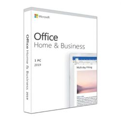 Microsoft Office Home & Business 2019 - PC/Mac