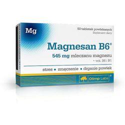 OLIMP MagneSan B6 50 tabletek